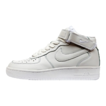 Nike Air Force 1 Mid '07 White Leather