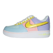 Nike Air Force 1 '07 Yellow Pink